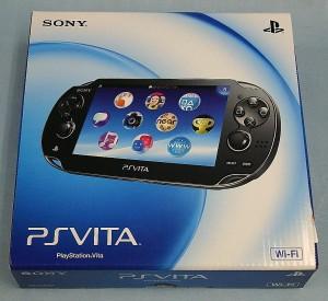 SONY PS Vita PCH-1000 ZA01