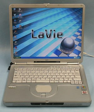 NEC ノートパソコン LaVie L PC-LL7908D