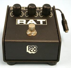PROCO エフェクター RAT