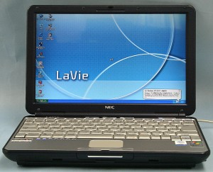 NEC ノートパソコン LaVie N PC-LN3009DB