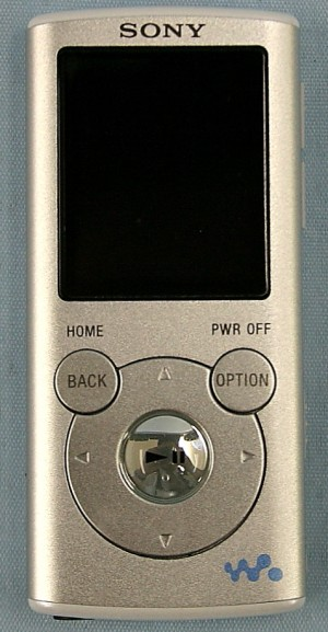 SONY ウォークマン NW-E053K 4GB
