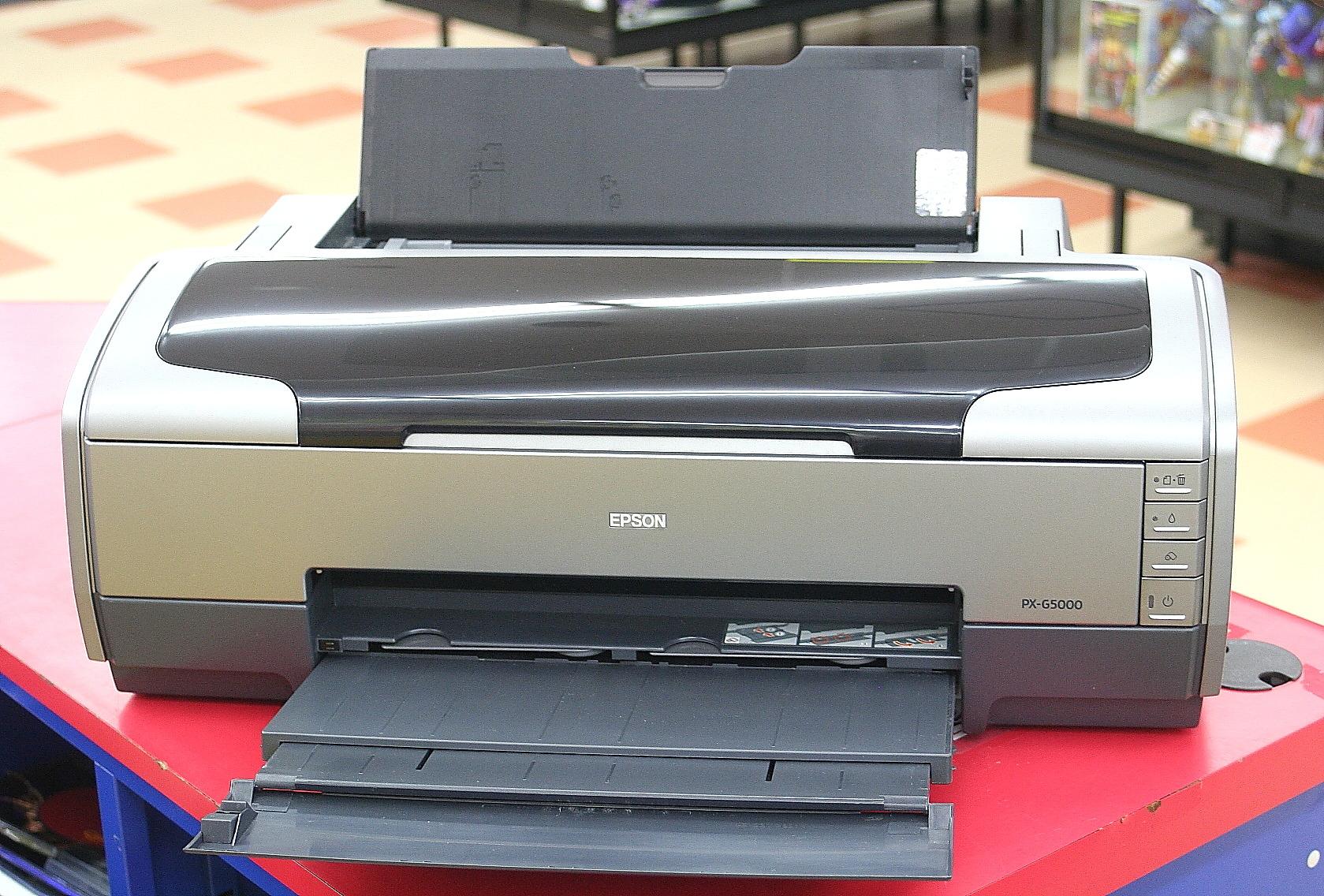 EPSON プリンター PX-G5000