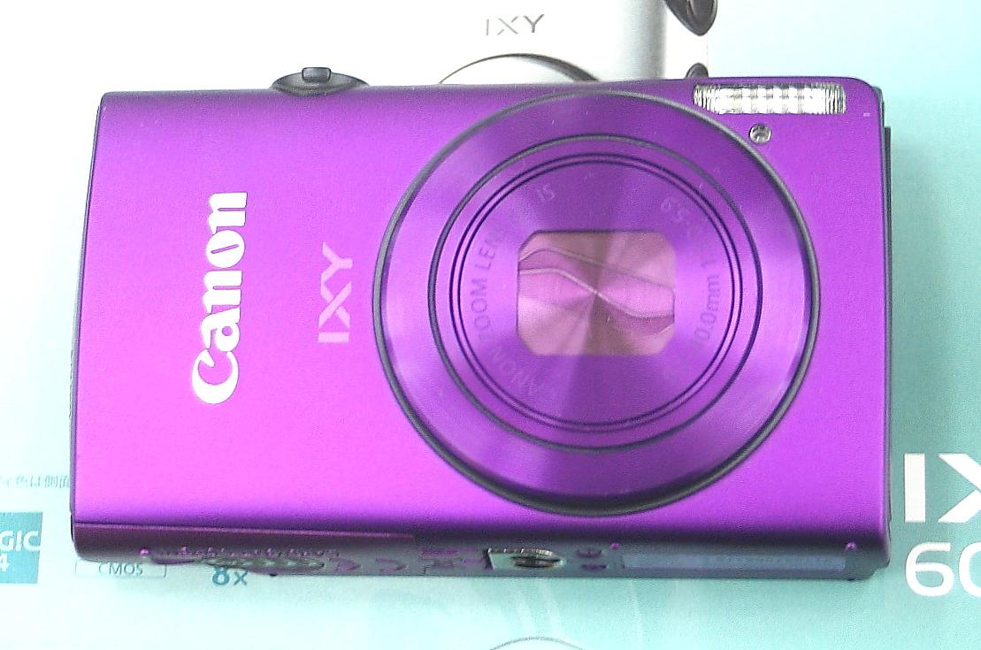 Canon デジタルカメラ IXY 600F
