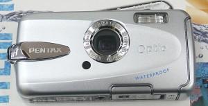 PENTAX デジタルカメラ Optio W30