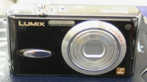 Panasonic デジタルカメラ LUMIX DMC-FX8