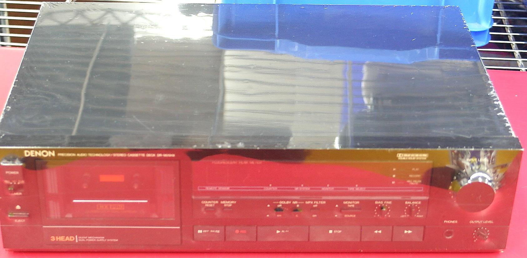DENON カセットデッキ DR-M25HX