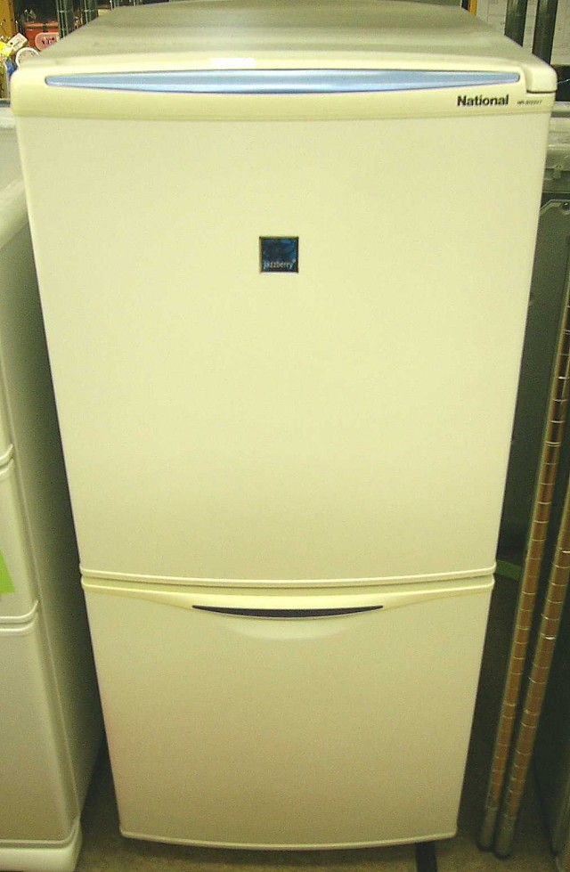 National 冷蔵庫 NR-B123V7-JB