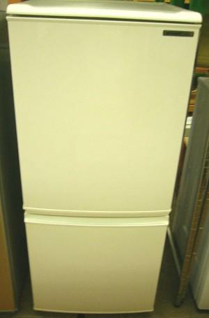 SHARP 冷蔵庫 SJ-14R-W