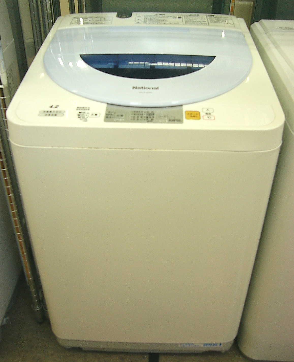 National 洗濯機 NA-F42M7