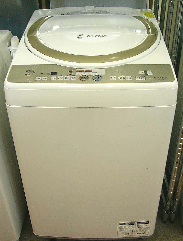 SHARP 洗濯機 ES-TG73