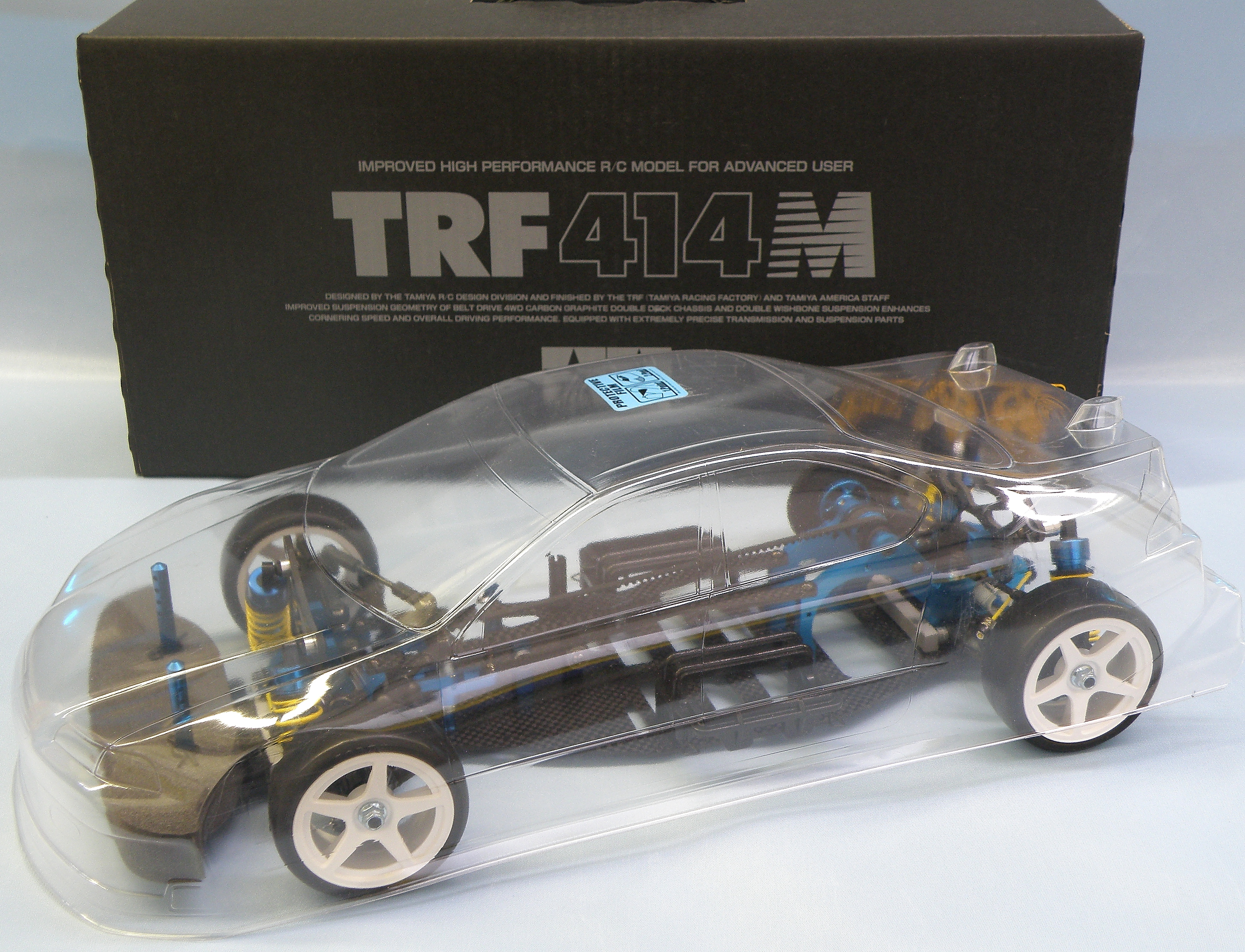 タミヤ ラジコン TRF414M Ⅱ