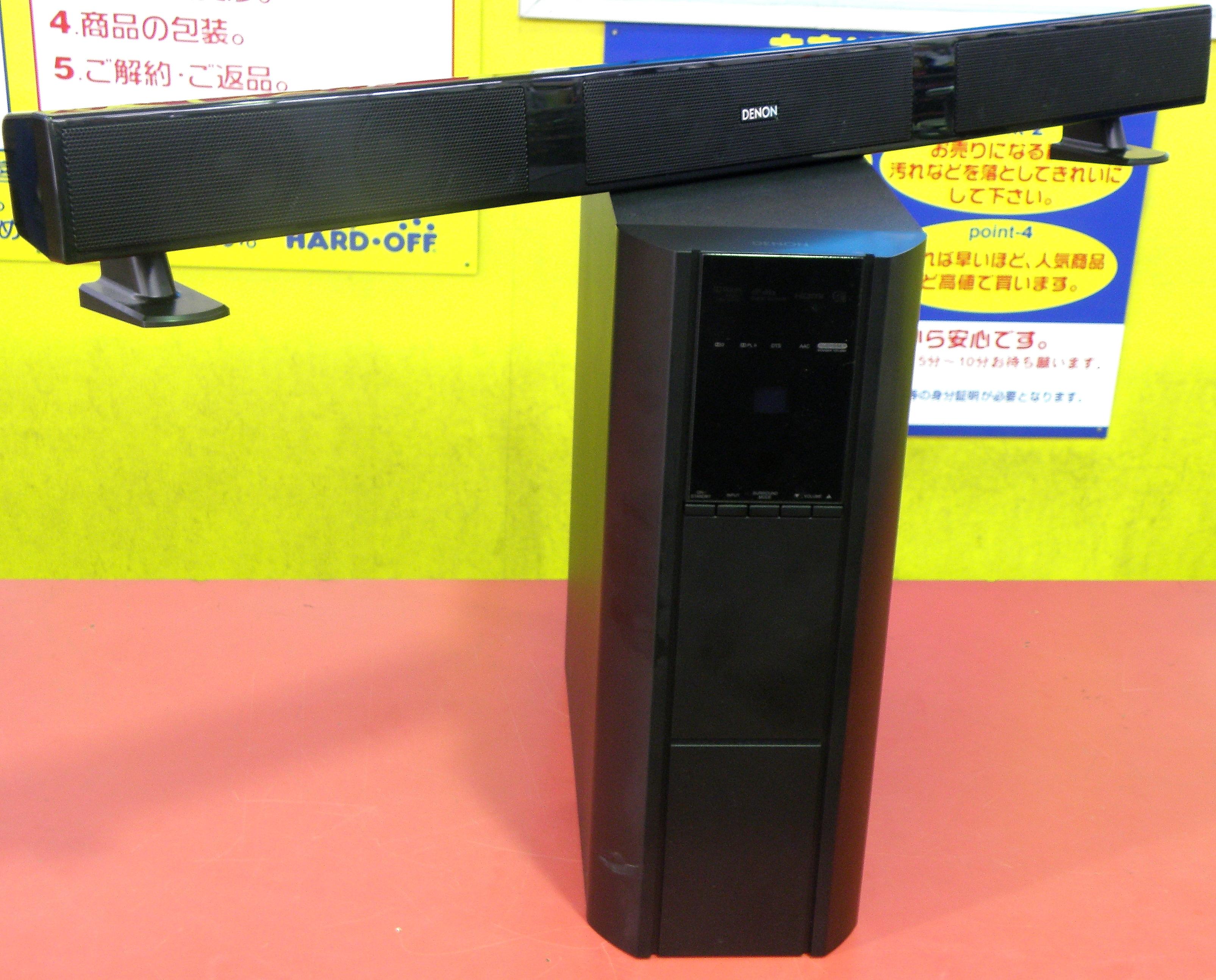 DENON ホームシアタースピーカー DHFS311