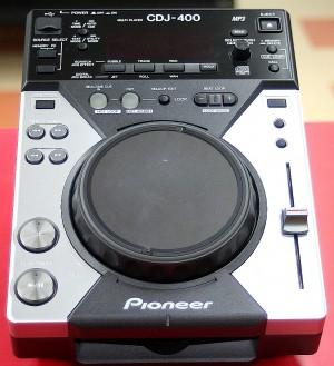 Pioneer CDJ CDJ-400