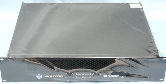 Amcron パワーアンプ XLS 602(D)
