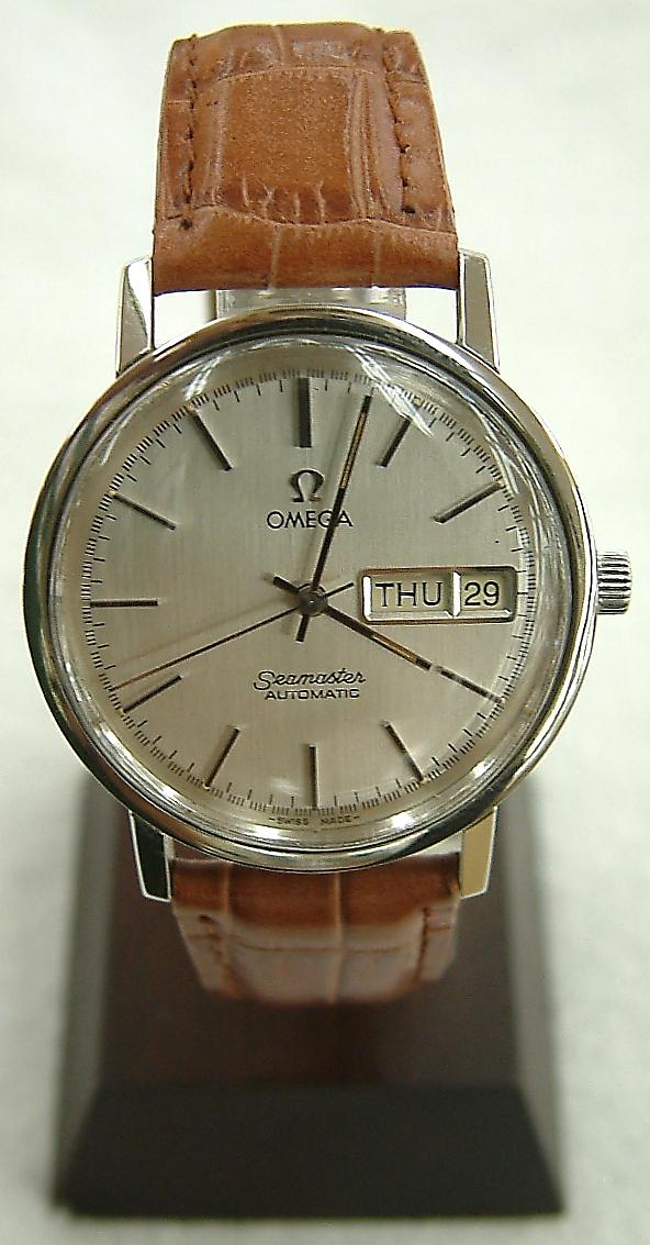 OMEGA 自動巻き腕時計 Seamaster