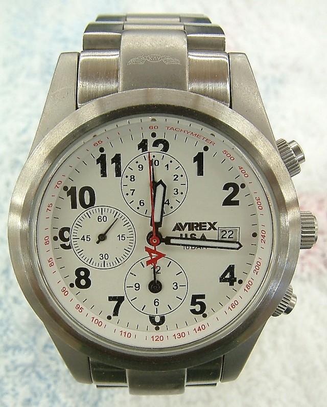 AVIREX 腕時計