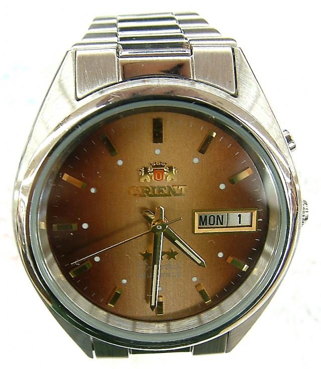 ORIENT オートマチック腕時計