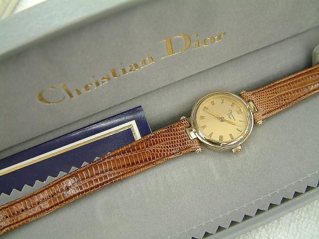 Christian Dior 腕時計