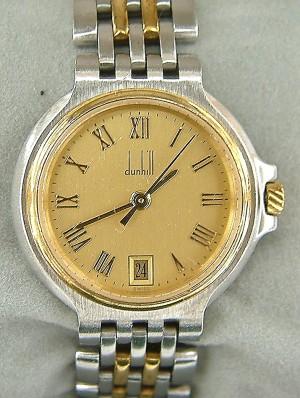 dunhill 腕時計