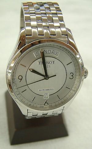 TISSOT 自動巻き腕時計