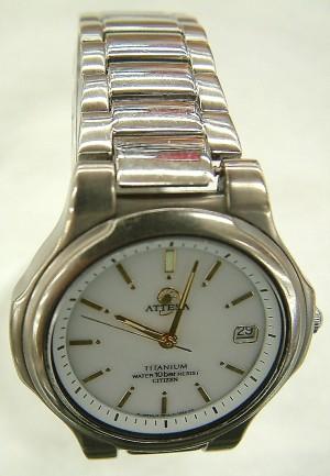 CITIZEN 腕時計 ATESSA エコ・ドライブ