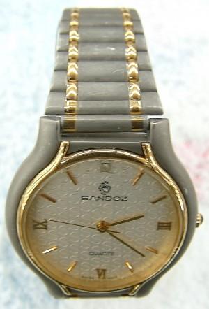 SANDOZ 腕時計