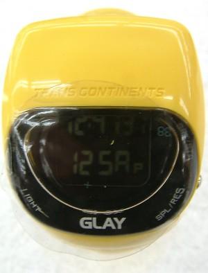 TRANS CONTINENTS×GLAY 腕時計