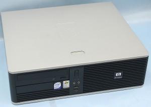 HP デスクトップパソコン dc5700SFF