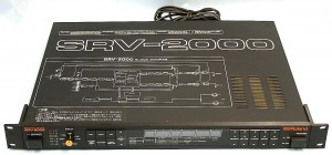 Roland エフェクター SRV-2000