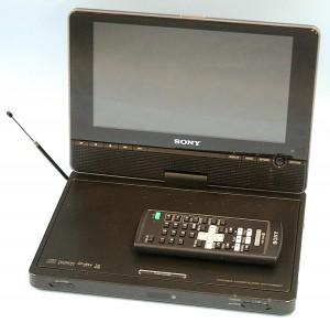 SONY ポータブルDVDプレーヤー DVP-FX860DT