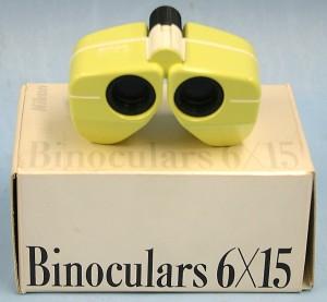 Nikon 双眼鏡 6×15CF