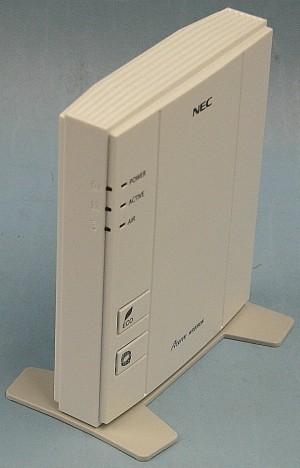 NEC ワイヤレスBBルーター PA-WR8160N-ST