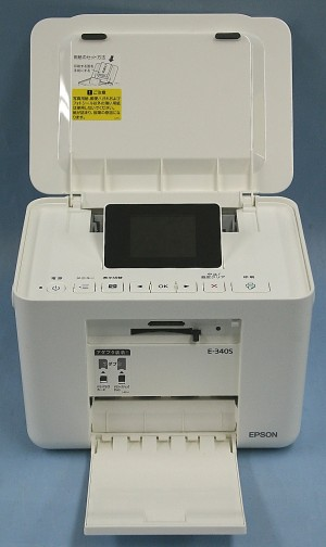 EPSON フォトプリンタ E-340S