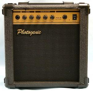 Photogenic ギターアンプ PGA-25