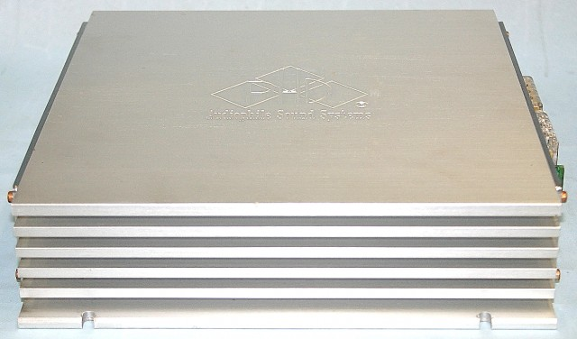 PHD カーアンプ ART2075