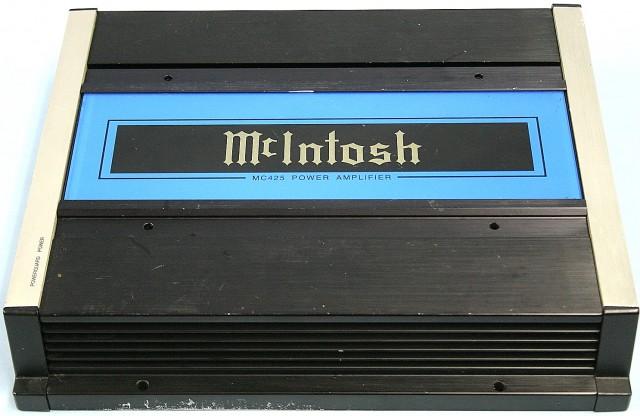 MCINTOSH カーアンプ MC425