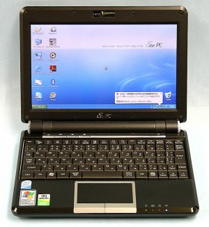 ASUS ノートパソコン Eee PC 901
