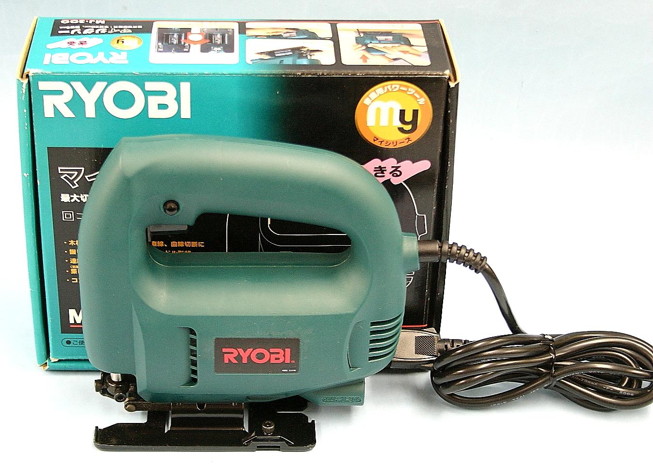RYOBI ジグソー MJ-300