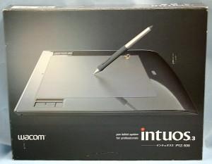 wacom ペンタブレット PTZ-930