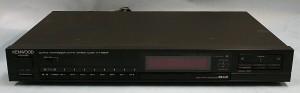 KENWOOD AM/FMステレオチューナー KT-880F