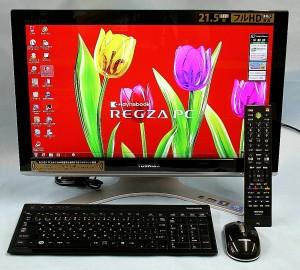 東芝 デスクトップパソコン REGZA PC D711