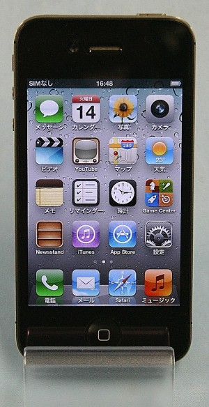 Apple iPhone4S MD236J/A
