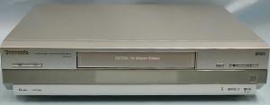 Panasonic VHSデッキ NV-DH2