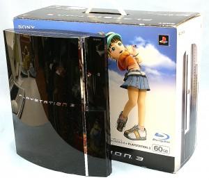 SONY PS3ビギナーズパック CECH-A00+みんなのゴルフ5