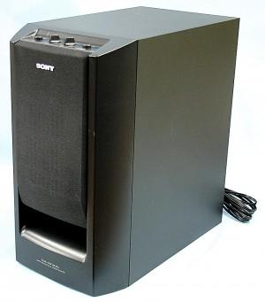SONY ウーファー SA-W305