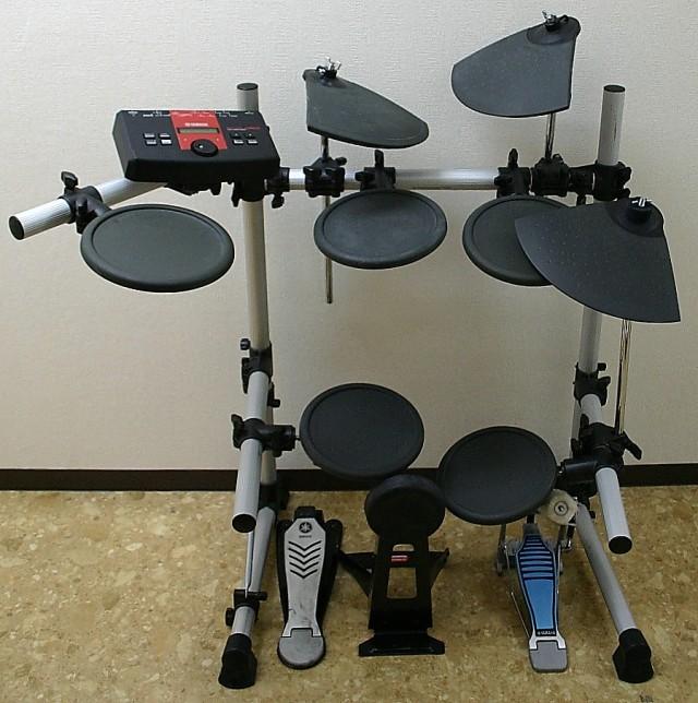 YAMAHA 電子ドラム DTXPLORER ベーシックセット