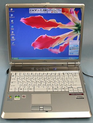 富士通 ノートパソコン FMVNB40M