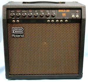 Roland ギターアンプ BOLT-30