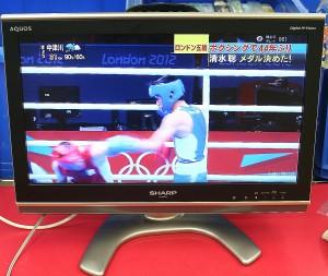 SHARP 液晶テレビ AQUOS LC-20EX3