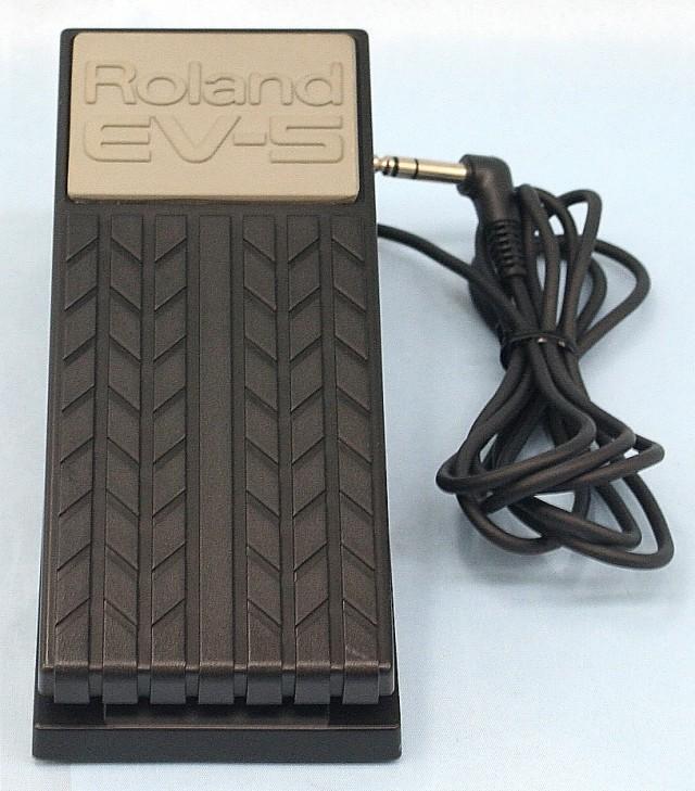 Roland ペダル EV-5